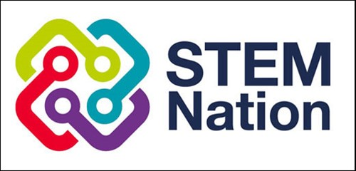 Logo for STEM Nation